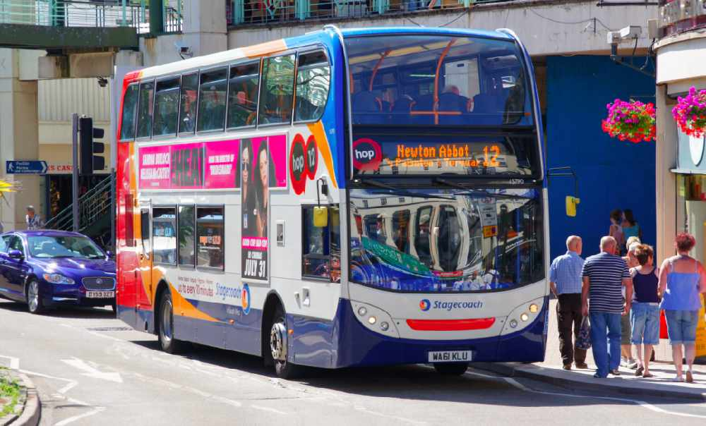 Major Changes For Exeter Bus Routes Radio Exe