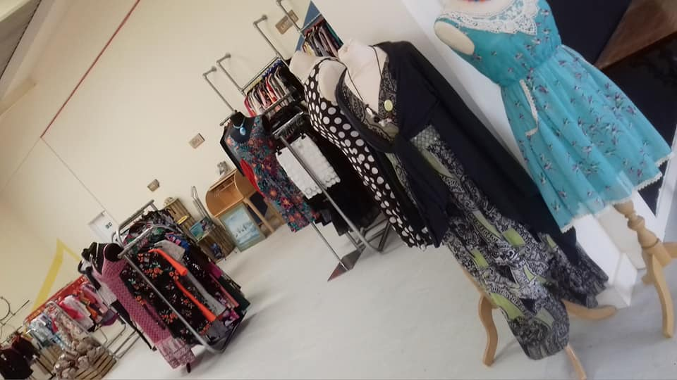 Some of the clothes they are selling