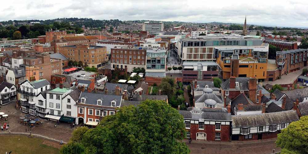 Exeter carbon neutral plan unveiled