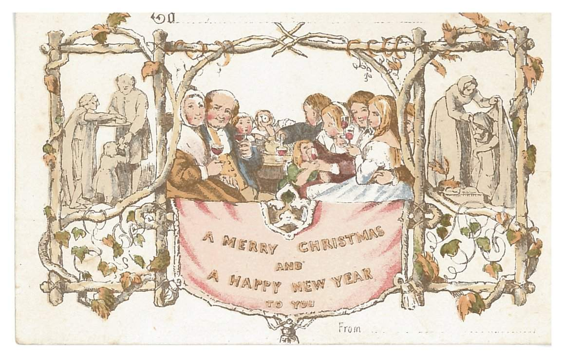 card dating from 1881 illustration by jc horsely