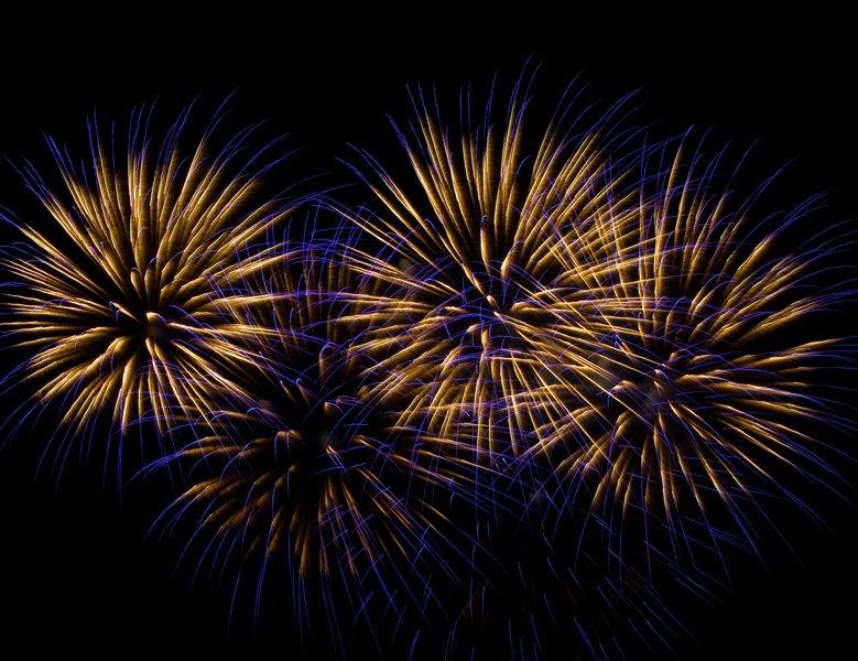 Ooh, Aah, Fireworks!