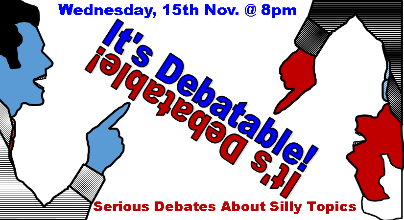 important debate topics