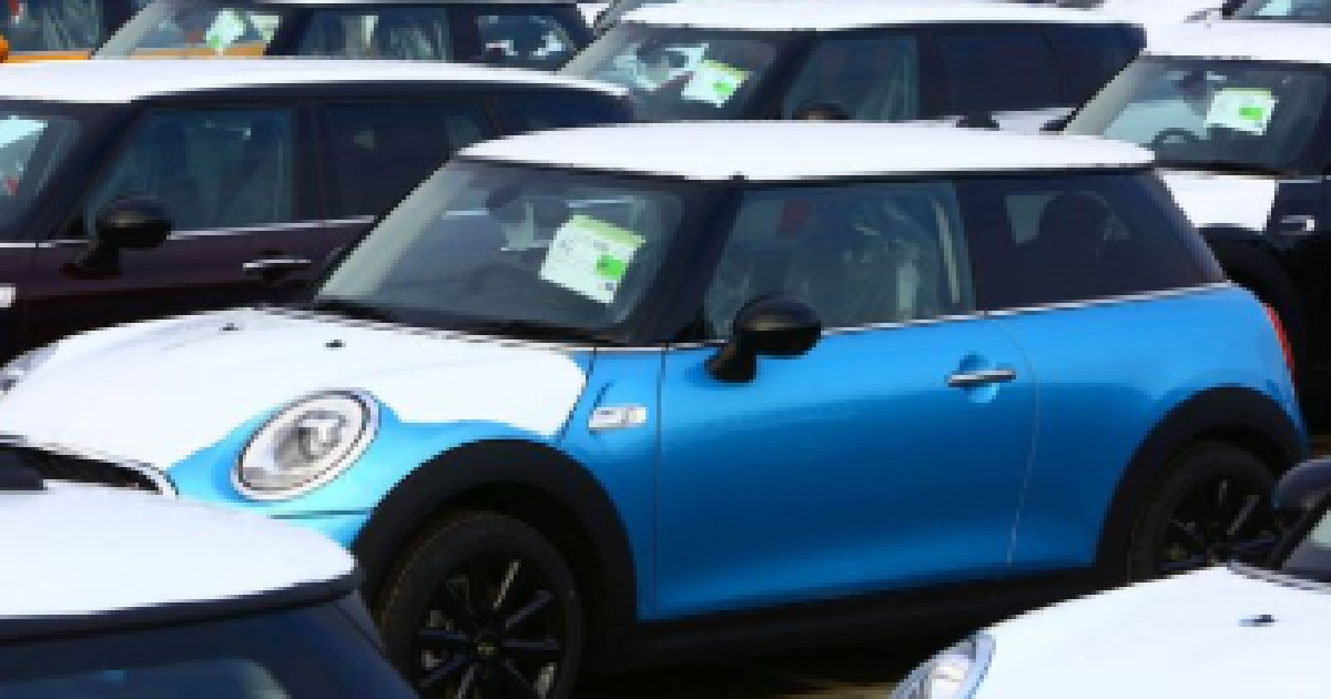 Bmw Could End Mini Production In Oxford In No Deal Brexit Jack 2