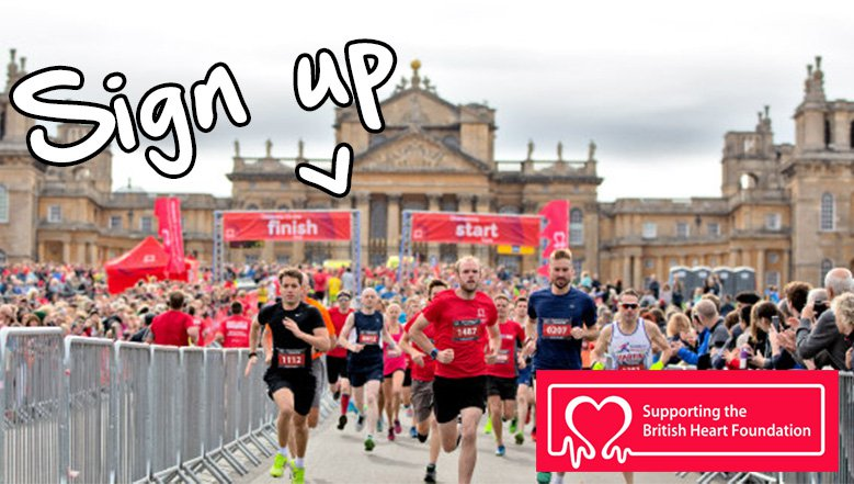 Reckon you can run 10k for British Heart Foundation?