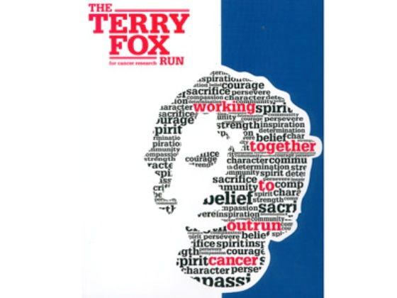 terry fox courage