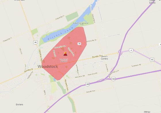 Power Outages In Woodstock 104 7 Heart Fm