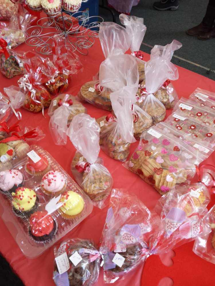 Oxford Animal Rescues Valentines Day Bake Sale 104 7 Heart Fm