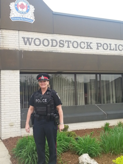 Woodstock Police Searching For A Missing 15 Year Old Girl: Woodstock Police Celebrate Police Week