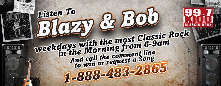 Listen to Blazy & Bob