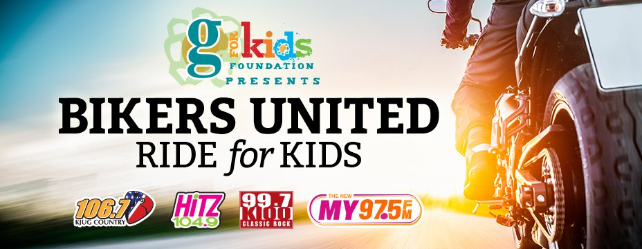 Bikers United Ride For Kids