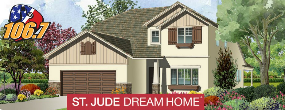 CENTRAL VALLEY ST JUDE DREAM HOME
