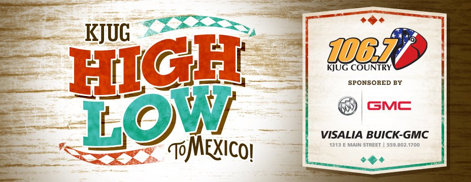 HIGH LOW TO MEXICO