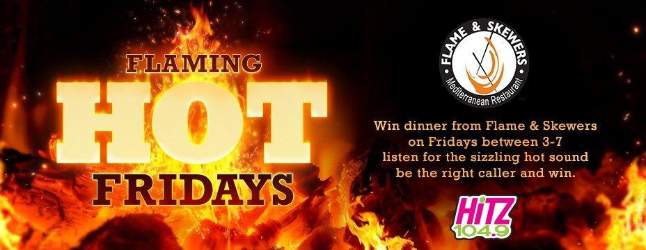 Flaming Hot Fridays