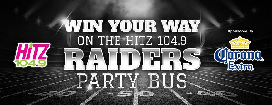 Raiders Trip