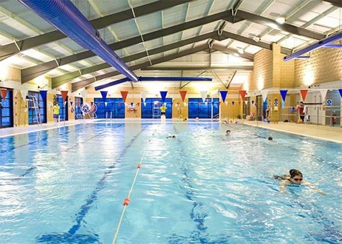 Harpenden Leisure Centre Back On Track Vibe 107 6 Fm