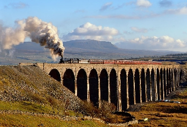 Ribblehead Viaduct (Blog Pic Size)