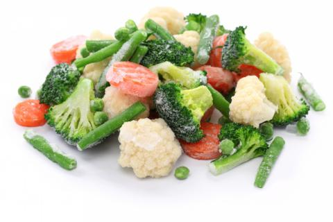 United Kingdom  supermarkets recall frozen vegetables over bacteria fears
