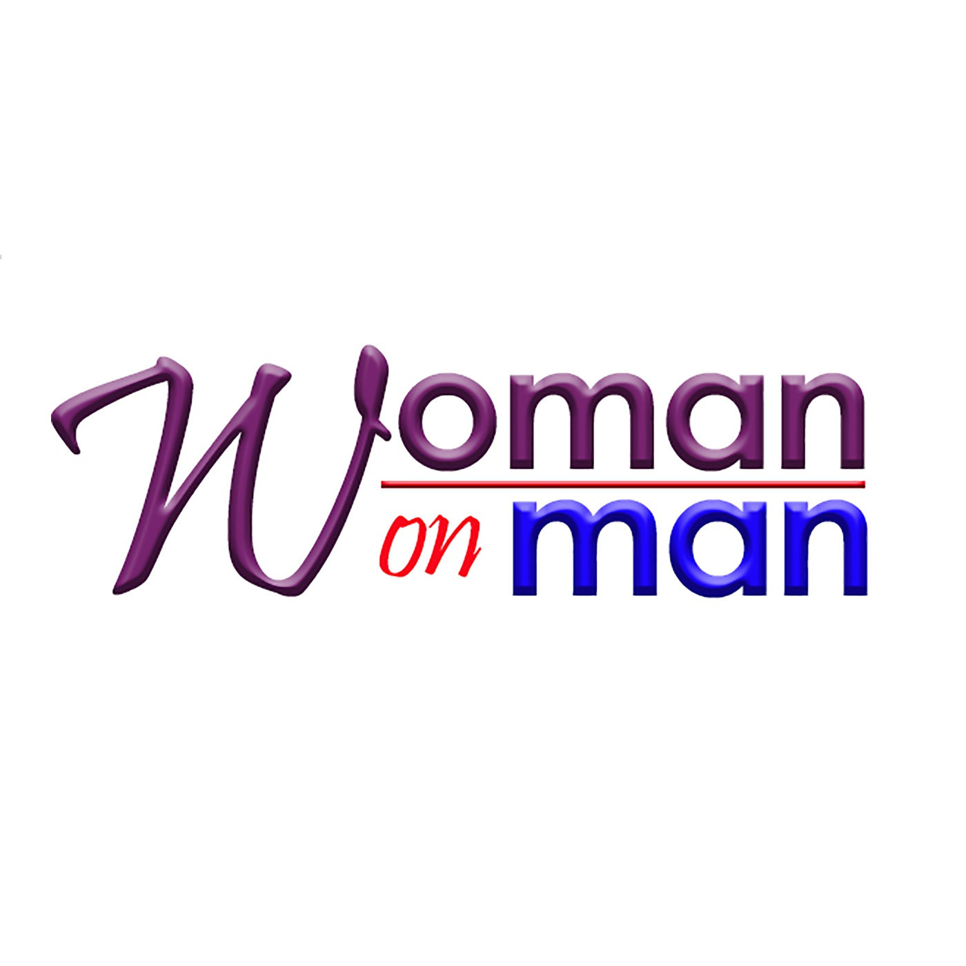 Woman on Man