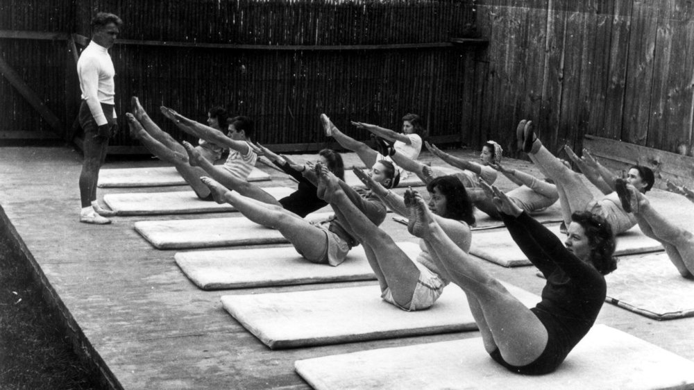 Joseph Pilates And The Invention of Pilates