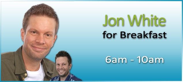 Jon White for Breakfast