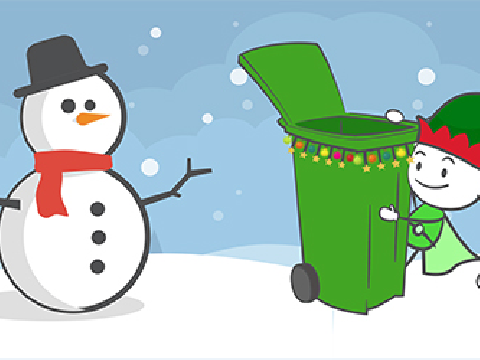 When are my bin collections over the Christmas Period?