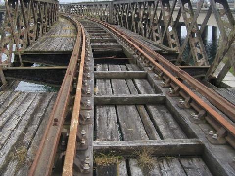 Work starts on next link between Laira Rail Bridge and Plymstock