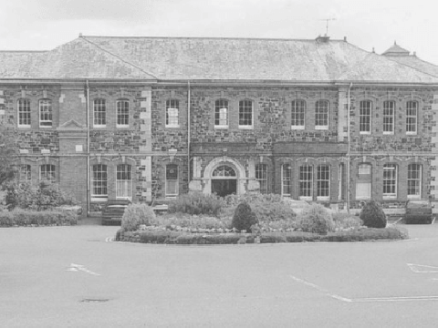 Were you an employee or patient at Moorhaven Hospital in 1976?