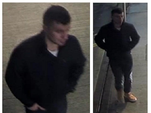 Police release CCTV of man in connection with assault