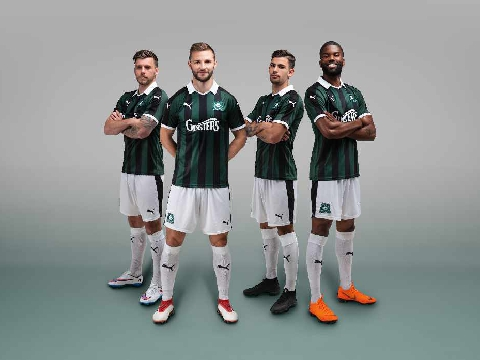 Argyle launch new Home Kit for 2018/19