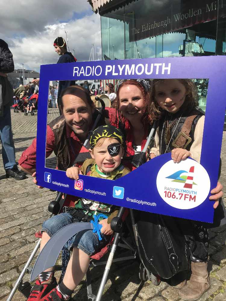 Pirate Weekend 2018 - Radio Plymouth