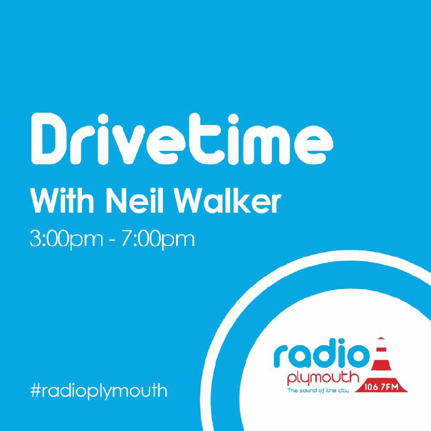 Neil Walker - Radio Plymouth Drivetime