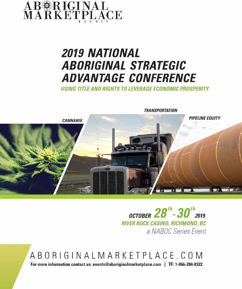 2019 National Aboriginal Strategic Advantage Conference - CFWE