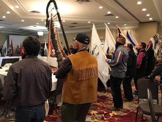 Assembly of Treaty Chiefs underway in Edmonton