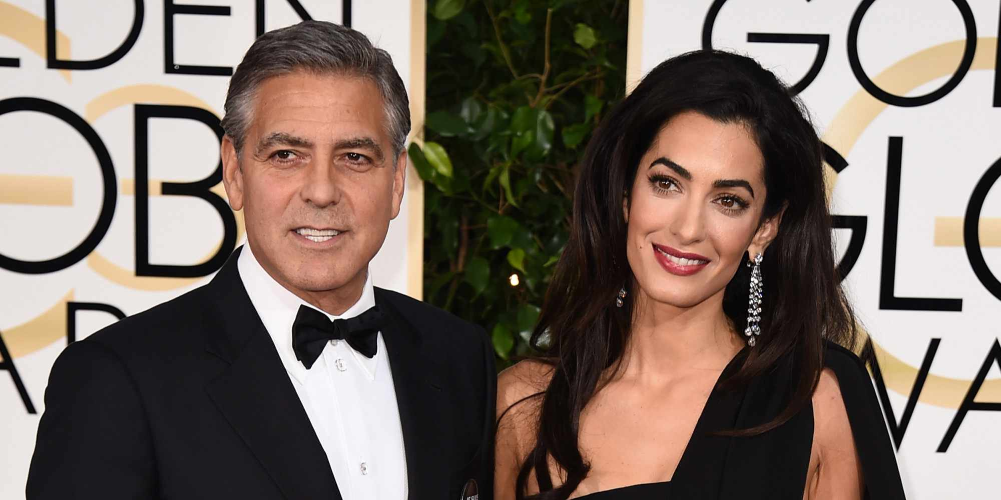 George & Amal Clooney Spend Easter In Ireland - Including