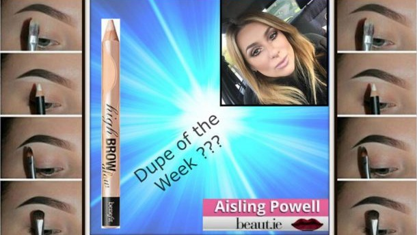 Amp Up Your Brow Game With This Incredible Highlighter Dupe