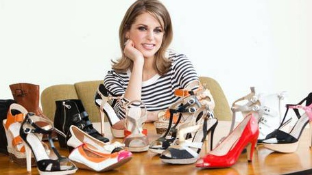 LISTEN: KC Caught Up With Actress Amy Huberman To Chat About Her New Shoe Collection!