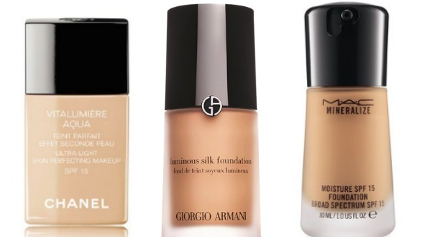 Ten foundations that are 100% makeup artist approved!