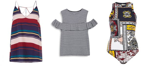 The only 4 tops you need this summer (for under €20)
