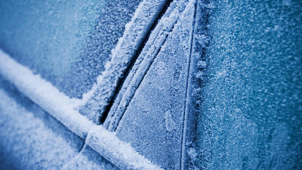 UPDATE: Status Yellow Low Temperature Warning In Place In Cork Until 10 O'Clock