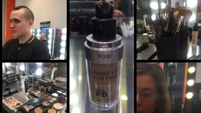Review, Pics: Make Up For Ever's New Ultra HD Fountation