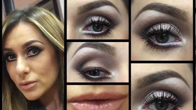 Beauty Tutorial: UD x Gwen Stefani Palette