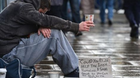 144 Arrested for Begging In Cork City Since The Start Of The Year