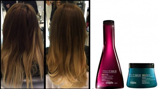 The Verdict: We Try L'Oréal Professionnel's New Pro Fiber Collection