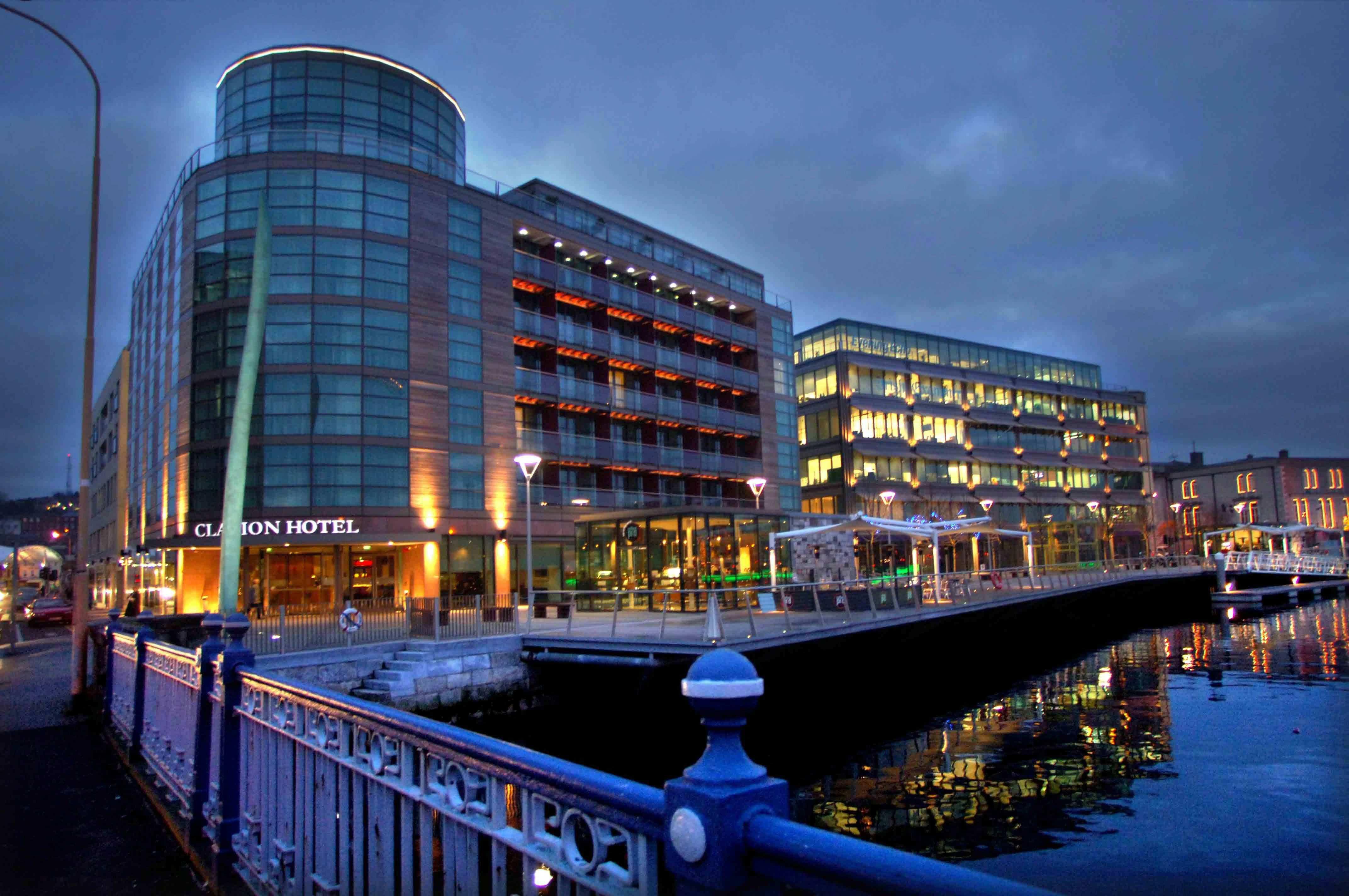 Clarion Hotel Cork City Spa