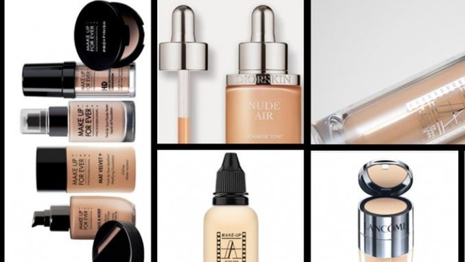 5 Fab Foundations Over €30 for Cool Skin Tones
