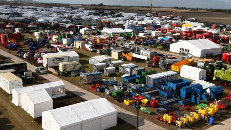 National Ploughing Championships Cancelled Due To Storm Ali
