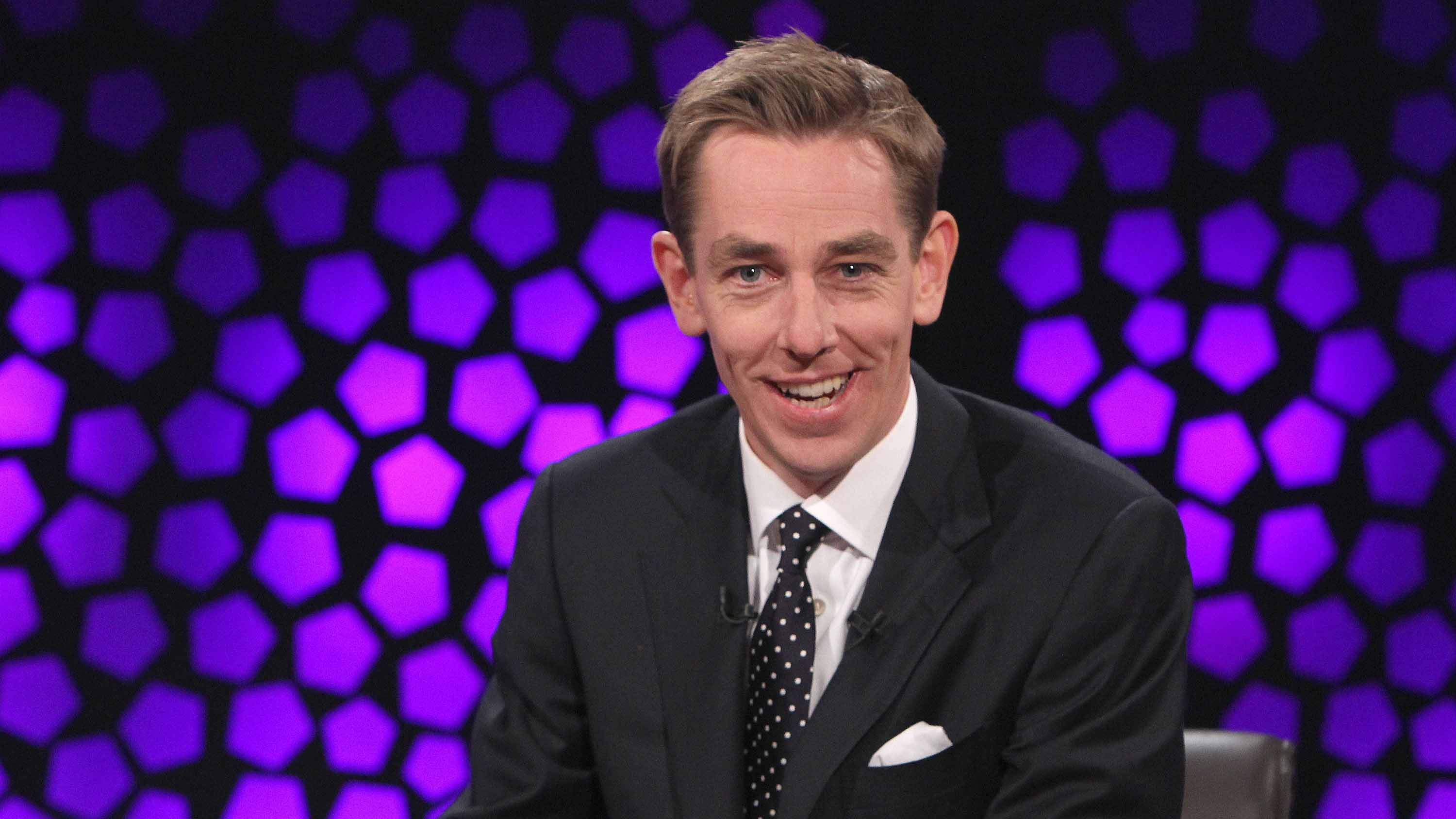 The Late Late Show To Broadcast From The UK