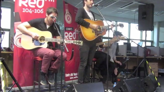 "WATCH: The Coronas ""Just Like That"" Live On The KC Show"