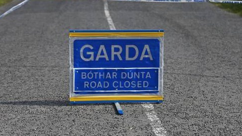 Emergency Services Attending Serious Collision Between A Car And A Truck Close To Entrance Of Cork Airport