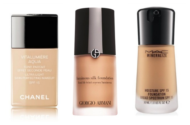 Ten Foundations That Are 100 Makeup